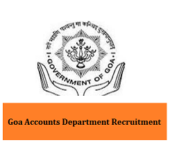 Directorate of Accounts Goa Recruitment 2021