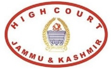 JK High Court Recruitment 2021